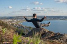 Jönköpings kommun är bäst i Sverige på friluftsliv