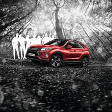 Mitsubishi sucht das Team des Jahres: Hauptgewinn neuer Eclipse Cross