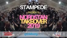 "Europas största Parkourevent ""Nordstan Takeover 2019"" 16-21 april"