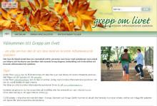 Grepp om livet – ny hemsida om hur det är att leva med en kronisk inflammatorisk sjukdom
