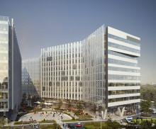 Skanska säljer kontorsbyggnad i Bukarest, Rumänien för cirka 530 miljoner kronor
