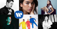 Warner Music Friday