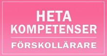 Topp 20: hetaste kompetenserna för förskollärare