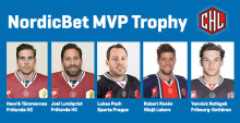 De är nominerade till Most Valuable Player i CHL