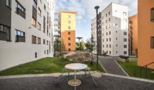 Campus Flemingsberg får fler studentbostäder