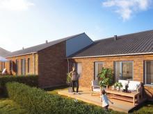 Ny begynder Ikano Bolig salget af rækkehuse i Hillerød