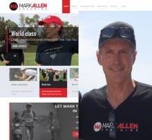 Mark Allen och Salming i exklusivt samarbete!