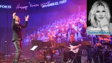 Konsert: Happy Voices + Sanna Nielsen