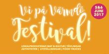 Junifestival med kända Värmdöprofiler