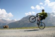 Cykla med Calle Friberg i morgon