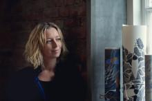 Emma von Brömssen firar 10 år som mönsterformgivare med en jubileumsutställning på Nääs Fabriker