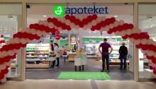 Apoteket öppnar nytt apotek vid Center Syd Löddeköpinge
