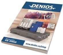 Framtidens absorbenter och spillskydd – DENIOS höstkatalog finns ute nu!