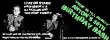 The Drop Theory och Professor P & Dj Akilles LIVE