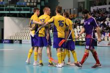 Målrekord i Sveriges första VM-kvalmatch i Nitra