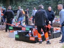 Vind en batteri-hækkeklipper hos STIHL på Roskilde Dyrskue