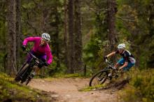 Idre Fjäll vill erbjuda Nordens mest lekfulla cykelupplevelse för hela familjen