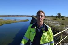 Biologisk mångfald hamnar i fokus hos Cementa i Degerhamn