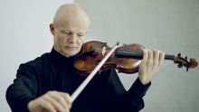Violinisten Thomas Zehetmair spelar Mozart med Gävle Symfoniorkester