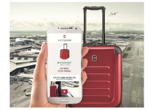 """""""Smart Products ID- Cloud"""" auf der Global Brand Protection Innovation Programme:  Victorinox Travel Gear realisiert digitale """"Global Brand Protection""""-Lösung mit All4Labels Group, GoodsTag und NXP"""