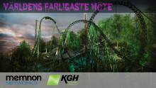 Memnon Networks och KGH i gemensamt framträdande på Världens Farligaste Möte 27/5