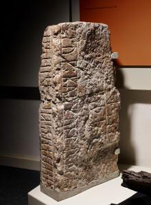 Nationalmuseet har fotograferet runesten i Slesvig-Holsten