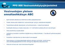Vesivuotojen ehkäisyn ABC