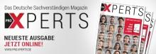 Das Deutsche Sachverständigen Magazin proXPERTS