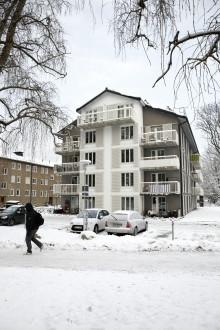 Stockholms första Guldhus ligger i Hökarängen