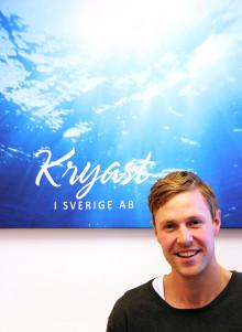 Kryast i Sverige AB växer genom nätverk