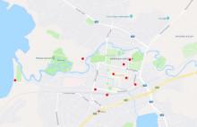 Fler laddstationer i Alingsås kommun