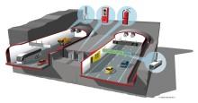Siemens vann kontrakt – levererar kontroll- och övervakningssystem till E4 Förbifart Stockholm