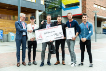 Wooden House Manufacturer OBOS received OPTIWARE Productivity Award 2018