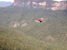 ACR Electronics: I was Saved by my Personal Locator Beacon says New South Wales Climber