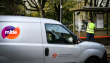 Mitie retains TfL street furniture cleaning contract