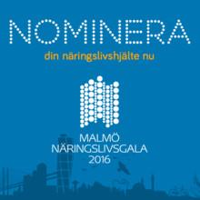 Malmö Näringslivsgala byter plats till Malmö Live