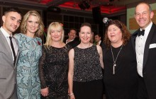 Stars turn out for Orange Ball to raise funds for ellenor