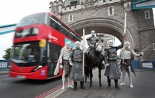White Walkers, Dragon Heads & Tannoy Takeovers: Game of Thrones' Marketing Stunts - Rated