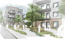 Riksbyggen vinner markanvisning för 45 seniorbostäder i Förslövsängar