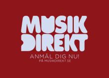 Musik Direkt fyller 30 år och öppnar anmälan för 2016