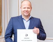 Frode Strand i Kværner er årets IT-direktør