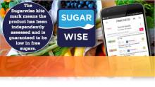 Childhood Obesity Plan: Sugarwise kitemark offers new hope