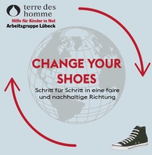 Change your shoes – Film-und Diskussionsabend