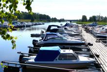 Över 200 fick båtplats i Karlstad efter översyn