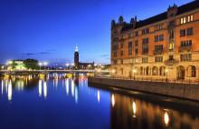 Stockholm slår New York bland svenska affärsresenärer