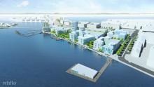 Mycket markarbete när Karlskrona bygger stort