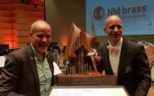 Norgesmeister i NM brass 2019 er Eikanger-Bjørsvik Musikklag