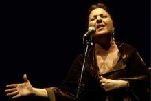 Carmen Linares – Flamenco Sagrada 6 november
