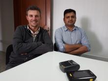 IT- studerande på lärorik praktik på Malta