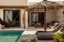 """Hotell som """"staycation"""" – som hemma fast bättre  - En av fem trender i Vings Semesterrapport"""